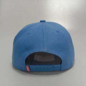 COTTON CANDY BLUE W/ PINK BRIM